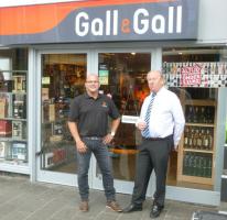 Gall & Gall Zeewolde vanaf 1 juli 2013 onderdeel Van den Tweel Groep