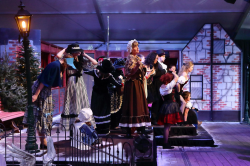 Eind december Scrooge-theaterdiner in Hart van Holland