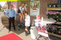 AH Woudenberg ondersteunt Alpe d'HuZes