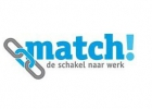 Match! begeleidt werkzoekenden uit de sociale werkvoorziening