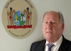 Gerard van den Tweel Honorair Consul van Suriname