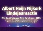 Albert Heijn Nijkerk Eindejaarsactie